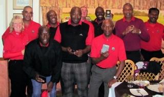 Rest of the World Team - Caricom 2013 Winners