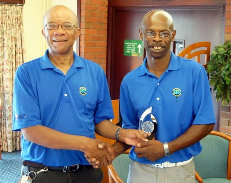 Winner Rhucha Ford (right)
