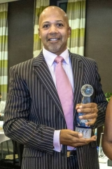 Order of Merit Winner 2015 - Howard Browne