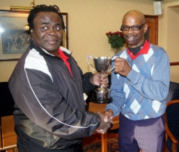 Fix-Up Cup Winner Rhucha Ford (right)