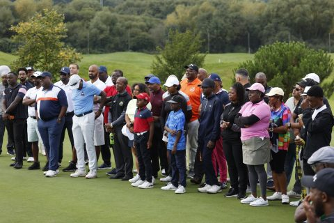 Inaugural Black British Golfers Open at The Shire London