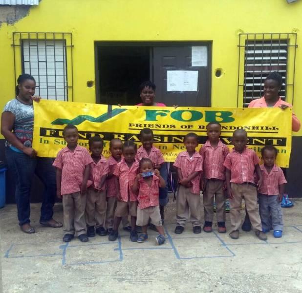 CGS Charitable Donation Helps FOB!