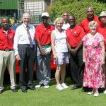 The Caribbean Golf Society Support the Lord Mayors Charity Golf Day
